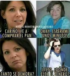 Read from the story Memes de One Direction by (𝖒𝖚𝖘𝖊) with reads. Harry Styles Memes, Harry Styles Photos, One Direction Harry Styles, One Direction Humor, What Makes You Beautiful, Old Memes, Spanish Memes, 1d And 5sos, Larry Stylinson