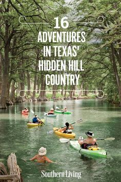 Here's our guide to off-the-beaten-path adventures found deep in the heart of Texas. 16 Adventures in Texas' Hidden Hill Country Texas Vacation Spots, Texas Vacations, Texas Roadtrip, Texas Travel, Road Trip Usa, Vacation Places, Vacation Trips, Travel Usa, Places To Travel