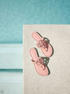 Tory Burch Miller Sandal in clay pink <333333
