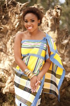 """""""Love your neighbour as you love yourself: Venda people of South Africa African Attire, African Wear, African Women, African Dress, Venda Traditional Attire, Traditional Dresses, Traditional Wedding, South African Fashion, Latest African Fashion Dresses"""