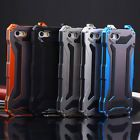 Waterproof Shockproof Aluminum Gorilla Glass Metal Case Cover For iPhone Models #ad