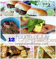 Fourth of July Food: 12 Real Easy Grilling Recipes
