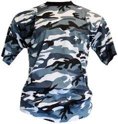 WWK Mens Camo T Shirt Camouflage Army Combat Cotton British Military (Medium, Midnight Blue) WWK / WorkWear King http://www.amazon.co.uk/dp/B00D6K2F90/ref=cm_sw_r_pi_dp_t.tPtb0TXXVSAG01