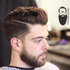 Haircut by barberjustin http://ift.tt/21xpuqB #menshair #menshairstyles #menshaircuts #hairstylesformen #coolhaircuts #coolhairstyles #haircuts #hairstyles #barbers
