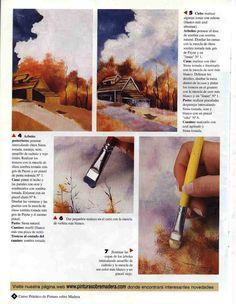 Pintura sobre madera n. 17 - sonia silva - Álbuns da web do Picasa