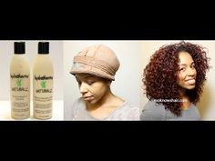Deep Conditioning with Hydratherma Naturals