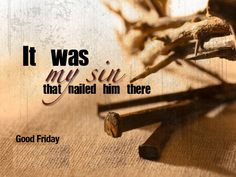 Awesome Good Friday quotes