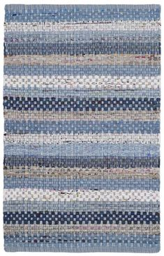 Rug - Montauk Area Rugs by Safavieh White Rug, White Area Rug, Beige Area Rugs, Modern Area Rugs, Contemporary Area Rugs, Rug Texture, Rug Size Guide, Striped Rug, Woven Rug