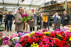 TRE 2016 - Garden Retail Experience