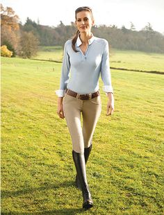 Tredstep Symphony Futura Long Sleeve Comp Shirt - Sunshine Coast Saddlery - www.sunshinecoastsaddlery.com.au