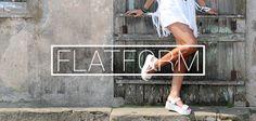 Chic ou Xique : Flatforms sim ou não Em inglês o termo flat signif...