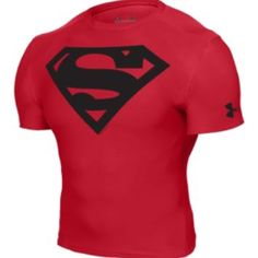 Superman Under Armour Shirt | DICK'S Sporting Goods