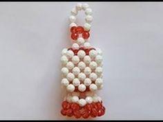طريقه عمل فانوس مربع صغير من الخرز مناسب للعربيه How to make beaded lantern Beaded Bracelets, Jewellery, Beads, Knitting, Youtube, Beading, Jewels, Tricot, Pearl Bracelets