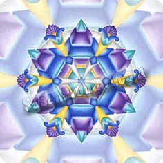 Solfeggio Mandala 261Hz, Remembering the Secrets of Life