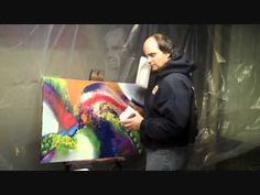 Food for thought Tips and Tricks that make life easier whether you paint Abstracts, or any genre using Acrylics. Your host, Skye Taylor, delivers insightful information with a twist of humor. Relax and enjoy as Skye talks to you on a one to one basis just like an old friend. Skye Taylor has won many awards for his work. Skye's painting are colle...