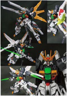 Custom Build: 1/144 Gundam Double X/G - Gundam Kits Collection News and Reviews