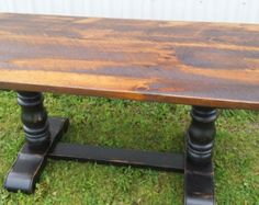 Popular items for pedestal table on Etsy