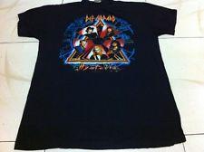 Def Leppard (c)1988 Original Uk Rare Shirt