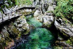 Vintgar Gorge, Slovenia: One of the best natural wonders in Europe Innsbruck, Madrid, Hallstatt, Barcelona, Neuschwanstein, Lake Bled, Northern Italy, Travel Goals, Eastern Europe