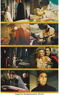 Hammer Movie, Hammer Horror Films, Hammer Films, Horror Movies, Count Dracula, Gothic Horror, Vintage Horror, Warner Brothers, Matte Painting