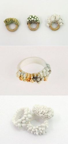 TheCarrotbox.com modern jewellery blog : obsessed with rings // feed your…