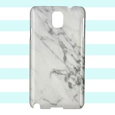 Grey Marble Pattern Samsung Galaxy Note 3 Case Cover