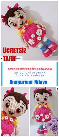 Amigurumi Niloya Baby Making - My Amigurumi Recipes - Unicorn Knitting Pattern, Baby Knitting Patterns, Baby Patterns, Amigurumi For Beginners, Baby Doll Accessories, Textured Yarn, Knitted Cat, Dinosaur Toys, Cute Toys