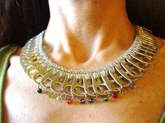 21 Disposable Products You Can Reuse (like this drink/beer tab necklace!)