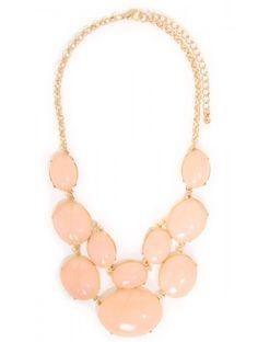 Cotton Candy Bubble #Necklace