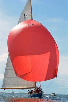 Scandinavian Classic Yacht Trust. 12 mR  FIN 1