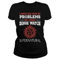 This shirt is perfect for Supernatural fans get it now wear it proud