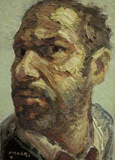 """Masri Hayssam, Self P. """"I am Not.. """" on ArtStack #masri-hayssam #art"""