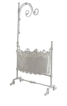 @rosenberryrooms is offering $20 OFF your purchase! Share the news and save!  Scroll Iron Cradle #rosenberryrooms