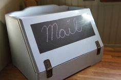 Repurposed bread box, Awesome Idea!