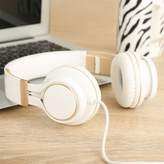 HIFI Heavy Bass Wired Headphones for iPhone/iPad/Android/Mac/Notebook - iWin3c…
