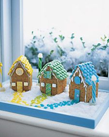 Cookie Cottage from Martha