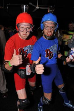 Double Dare costumes.  sc 1 st  Pinterest & How to Make a Double-Stuffed OREO Costume With Your Boo for ...