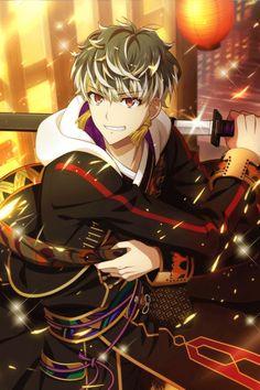 Cute Anime Boy, Anime Art Girl, Anime Love, Game Character Design, Character Art, Anime Krieger, Anime Military, Handsome Anime Guys, Anime People
