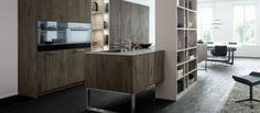 CLASSIC-FS | XYLO › Lacquer › Modern style › Kitchen › Kitchen | LEICHT – Modern kitchen design for contemporary living