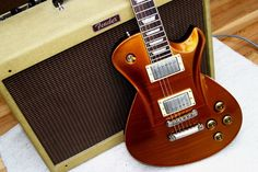 Frank Hartung Guitars // Embrace Worntage ´57