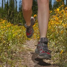Trail Running Treadmill Workout: Hill Repeats
