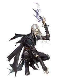 Fantasy Races, Fantasy Rpg, Fantasy Artwork, The Elder Scrolls, Character Concept, Character Art, Character Design, Character Modeling, Character Portraits