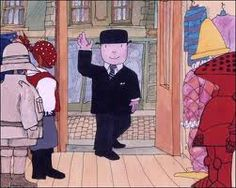 Mr Ben - as if by magic the shop keeper appears! Really loved Mr Ben. 1970s Childhood, Childhood Memories, Sweet Memories, Childhood Tv Shows, Bbc Kids, Mr Ben, History Of Television, Kids Tv Shows, Cartoon Tv