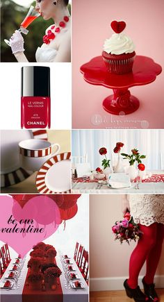 red valentines day @ blisscelebrates more ideas red valentines ...