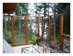Image Result For Windbreak Wall For Patio Area