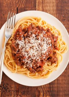 Recipe: Slow-Cooked Bolognese Sauce — Slow Cooker Recipes from The Kitchn
