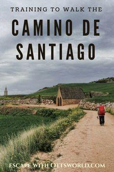Training for the Camino de Santiago Walk
