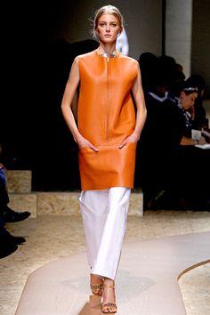 . Celine, Fashion Week, Fashion Show, Girl Fashion, Vogue Paris, Layering Trends, Dress Over Pants, Fashion Details, Fashion Design