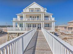 The  Veranda Gulf Shores House. With everyone I know and their money!