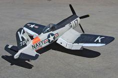 Vintage Aircraft Super Corsair U. Navy Aircraft, Ww2 Aircraft, Fighter Aircraft, Military Aircraft, Fighter Jets, F4u Corsair, Ww2 Planes, Model Airplanes, Bobber
